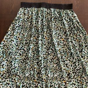 2XL LuLaRoe LoLa Skirt